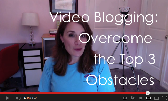 Video Blog Graphic - Overcome the Top 3 Obstacles